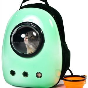 Pet/Cat Carrier Bubble Backpack Space Capsule